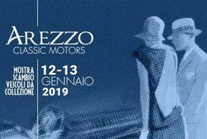 Arezzo classic motors 2019
