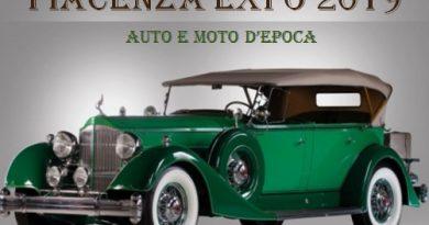 Auto e Moto d'epoca 2019 Logo