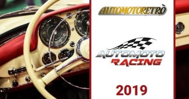 Automotoretrò - Automotoracing 2019 Logo