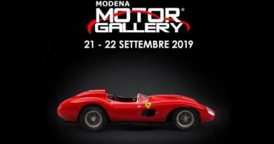 Modena Motor Gallery 2019 logo