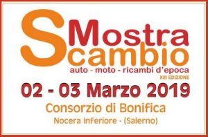 Mostra Scambio 2019 Nocera Inferiore