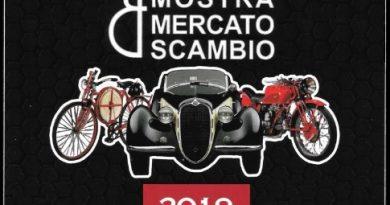 Mostra mercato scambio 2019