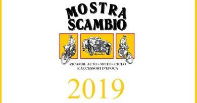Mostra scambio Novegro 2019 logo