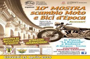 Mostra scambio moto e bici d'epoca 2019 logo