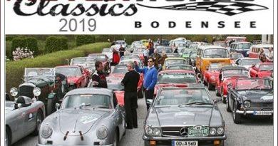 Motor World CLassics Bondensee 2019 logo
