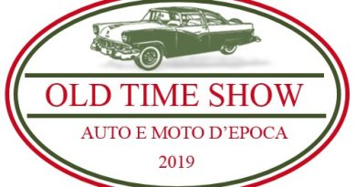 Old Time Show Logo