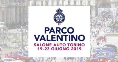 Parco Valentino Salone Auto 2019 logo