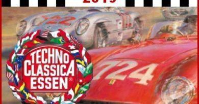 Techno Classica Essen 2019 Logo