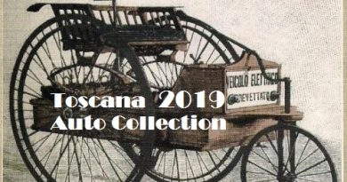 Toscana Auto Collection 2019 Logo