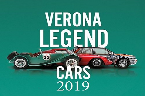 Verona Legend Cars 2019 logo