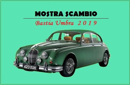 Mostra Scambio Bastia Umbra 2019 Logo