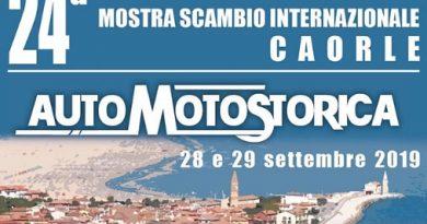Mostra Scambio Internazionale Caorle 2019 Logo