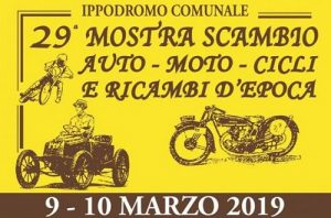 Mostra Scambio Lonigo 2019 Logo