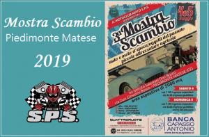 Mostra Scambio Piedimonte Matese 2019