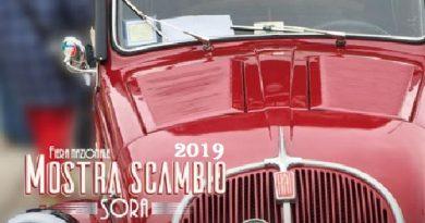 mostra scambio Sora logo 2019