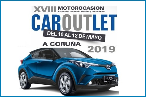 Caroutlet 2019 Logo