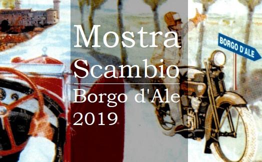 Mostra Scambio Borgo d'Ale 2019 Logo