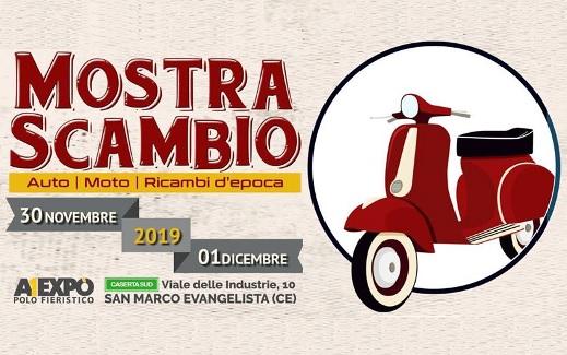 Mostra Scambio Caserta 2019