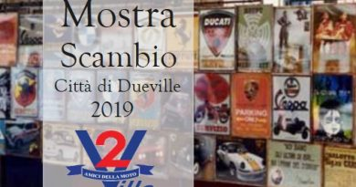 Mostra Scambio Dueville 2019 Logo