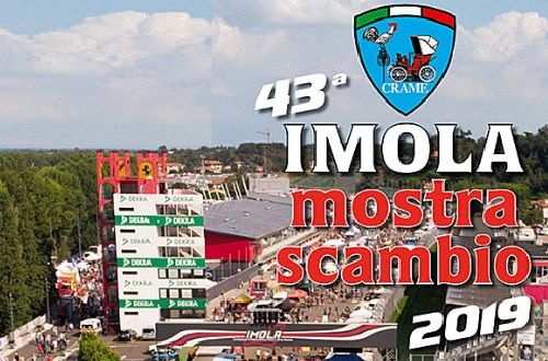 Mostra Scambio Imola 2019 Logo