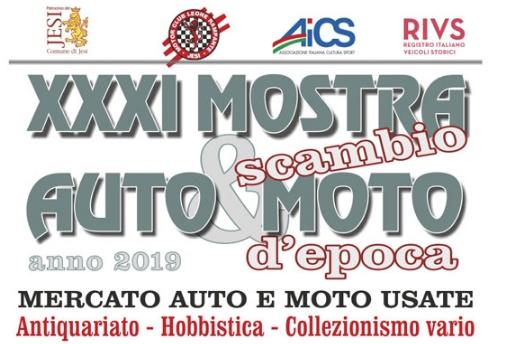 Mostra Scambio Jesi 2019 Logo