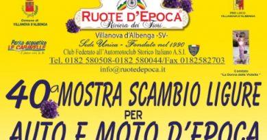 Mostra Scambio Villanova d'Albenga 2019