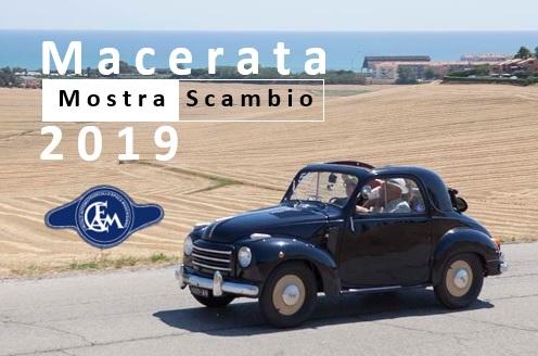 Mostra scambio Macerata 2019
