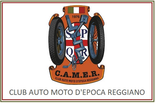 Club Auto Moto d'Epoca Reggiano Logo