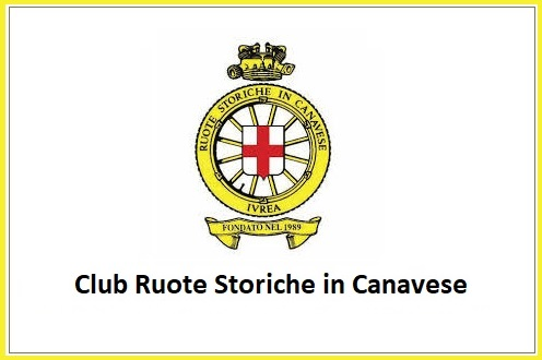 Club Ruote Storiche in Canavese IvreaLogo