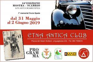 Mostra Scambio Linguaglossa 2019