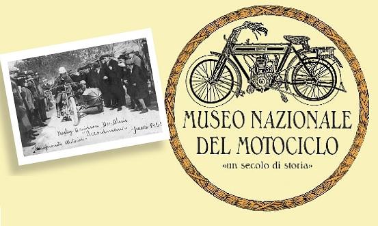 Museo Nazionale del Motociclo Logo