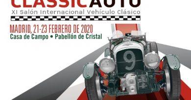 Classic Auto Madrid 2020