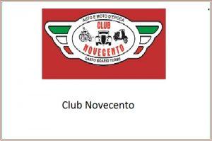 Club Novecento Auto e Moto d'Epoca