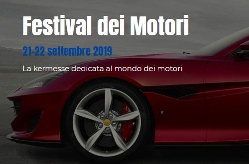 Festival dei Motori 2019 Logo