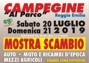 Mostra Scambio Campegine 2019