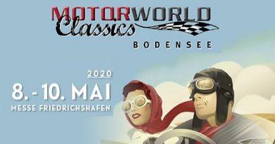 Motor World Classics 2020