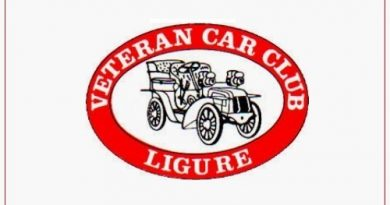 Veteran car club Ligure