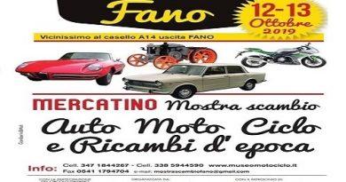 Mostra Scambio Fano 2019