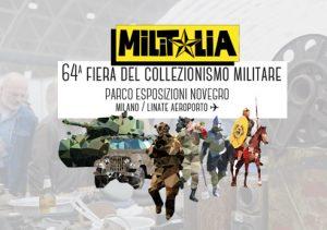 Fiera Militalia Novegro 2019