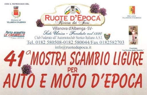 Mostra Scambio Ligure 2019