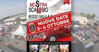 Mostra Scambio Reggio Emilia 2020