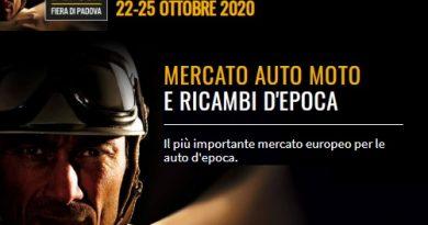 Auto Moto d'Epoca Padova 2020