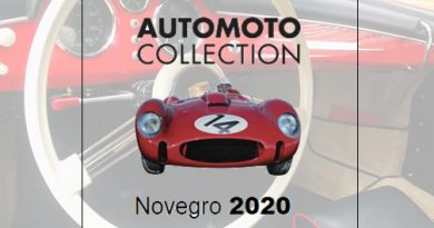 Automoto Collection Novegro 2020