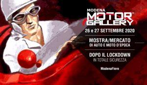 Modena Motor Gallery Settembre 2020