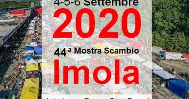 Mostra Scambio Imola 2020