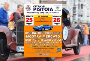 Toscana Auto Collection 2020