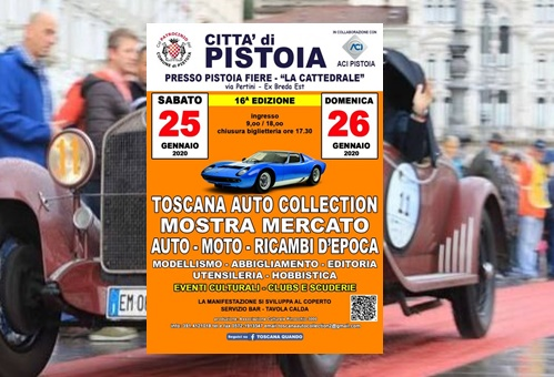 Toscana Auto Collection 2020
