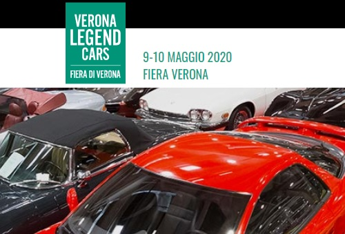 Verona Legend Cars 2020