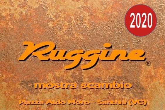 Ruggine Mostra Scambio Santhià 2020