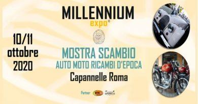 Mostra Scambio Millenium 2020